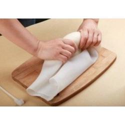 Мешок для замешивания теста со стяжкой 30х23 см