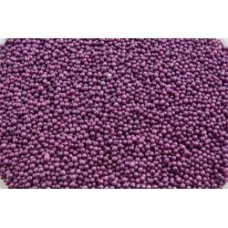 Посыпка кондитерская шарики сиреневые 1-2 мм 100 гр