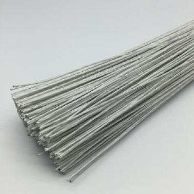Проволока флористическая белая 0,7 мм 20 шт
