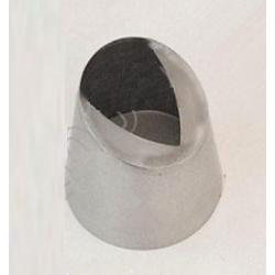 Насадка кондитерская лист объемный треугольник 1 шт